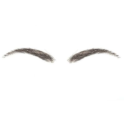 False Eyebrows For Women Handmade By 100% Real Hair For Party Wedding Cosplay Fake Eyebrow Synthetic Eyebrows Pageup