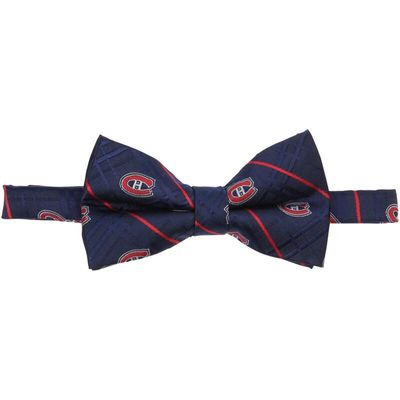 Montreal Canadiens Oxford Bow Tie - Navy