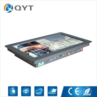 Industrial Pc Manufacturers Celeron 3855U Capacitive Touch Made in china Touch Screen Customized 4GB DDR4 All In One Touch Pc