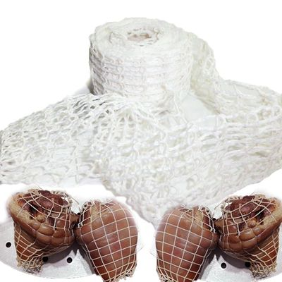 1 Meter Net The Latest Cotton Ham Sausage Net Butcher's String Sausage Roll Net Hot Dog Net Sausage Packaging Tools Kitchen Tool