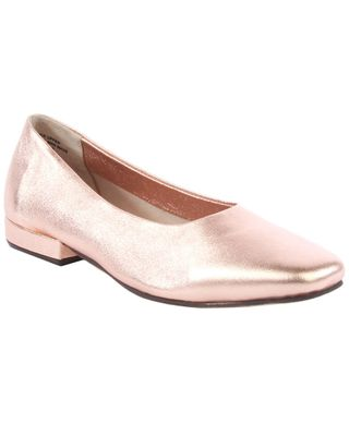 Seychelles Tour Guide Leather Flat