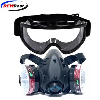 Good quality 9578 respirator gas mask  filter cotton Breathing painting work and dust mask anti riot anti gas respirator gas f9