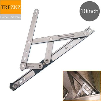 10inch four-bar linkage wind Brace ,Aluminum window Slider/hinges,Can be positioned,high bearing, strong,window hardware
