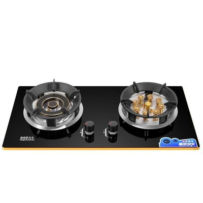 Domestic  Dual-cooker  Bulit-in Gas HobsLiquefied Gas Natural Gas  Hotpot  Stir-fly  Steam & Boil