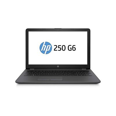 250 G6 Laptop -Intel Celeron N3060, 15.6-Inch HD, 500GB, 4GB, Eng-Keyboard, FreeDOS Plus FREE Bag