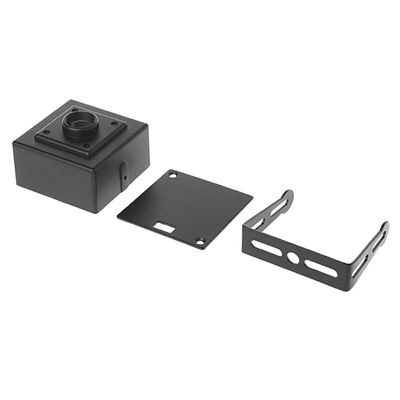 CCTV Metal Mini Box Camera Housing Case For Sony Ccd 38x38 AHD 1080P IP Cam PCB Drop Shipping Support