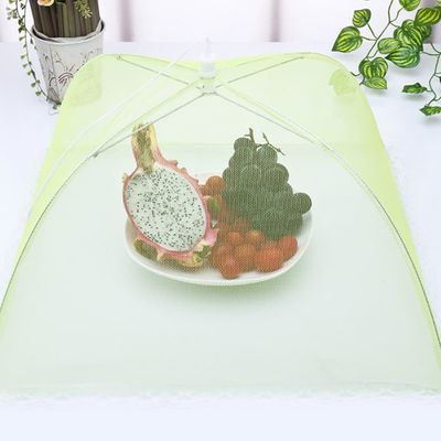 1 PC Mesh Screen Food Covers Large Mesh Screen Protect Food Cover Tent Dome Net Umbrella Picnic Food Protector 82