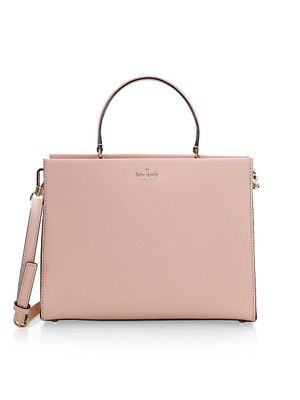 Kate Spade New York Cameron Street Sarah Leather Satchel