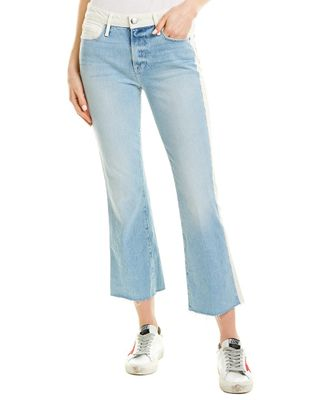 FRAME Denim Le Crop Olin Mini Bootcut