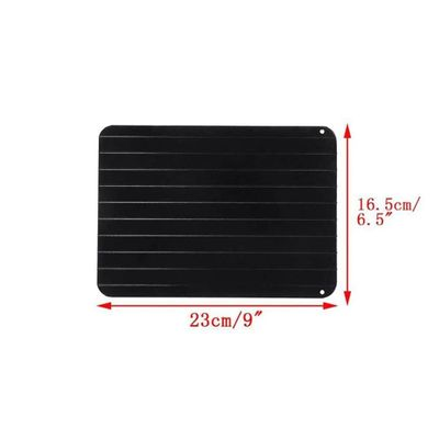 Fast And Natural Defrost Tray 3Mm Kitchen Defrosting Board Fast Defrost Tray