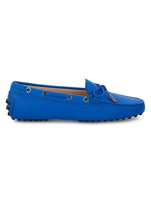 Tod's Leather Slip-On Drivers