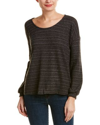 dee elly Brushed Top