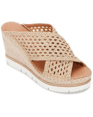 Gentle Souls by Kenneth Cole Colleen SP X-Slide Jute Wedge