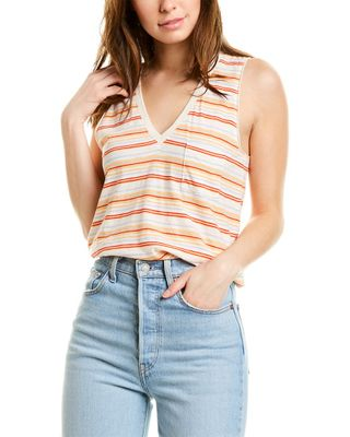 Madewell Whisper Pocket Tank