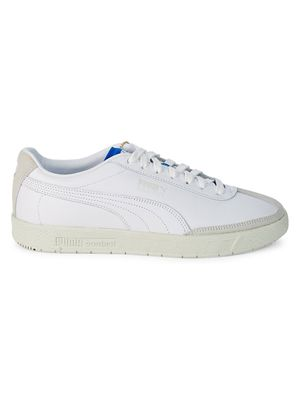 Puma Oslo-City Lace-Up Leather Sneakers