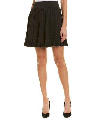 Alton Gray A-Line Skirt