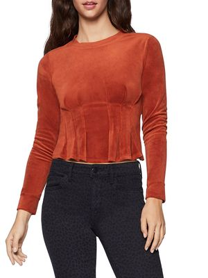 BCBGeneration Cinched Knit Top