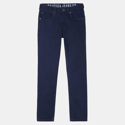 Nautica Little Boys' Straight-leg Jeans (4-7)