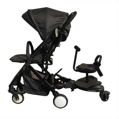 Universal Baby Stroller Pedal with Car Seat Second Child Artifact Twins Stroller Standing Plate High Quality Kids Baby Trailer