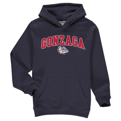 Gonzaga Bulldogs Fanatics Branded Youth Campus Pullover Hoodie - Navy