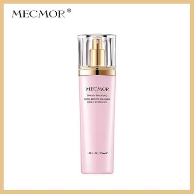 Dreamy Facial Emulsion Face Lotion Multiple Vegeta Essence Extract Moisturizer Skin MECMOR Additive Free Natural Organic 100ml