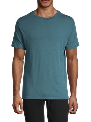 Hyden Yoo Crewneck Cotton-Blend Tee