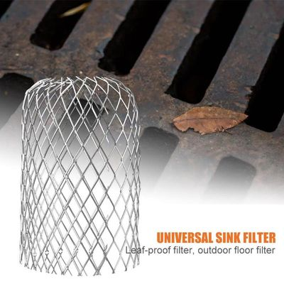 Mini Steel Wire Net Filter Garden Micro Irrigation Water Pump Protect Hose Mesh Outdoor Drainage Anti-clogging Accessories