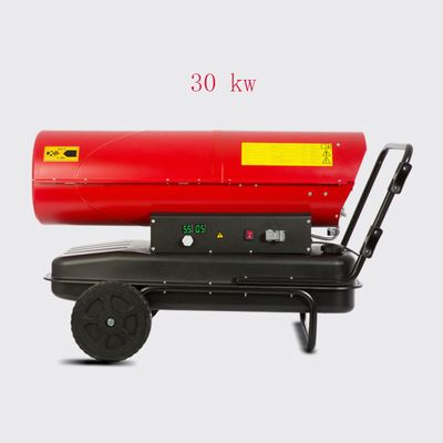 Fuel Oil Heater 38L 30kw Large Power Industrial Diesel Heater Hot Air Stove WX-30A