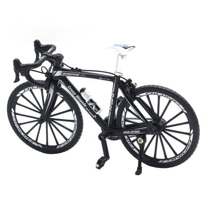Bicycle Model Mountain Bike Cross Racing Cycle Model Mini Collection Toys Classic Kids Gift Excellent Collection