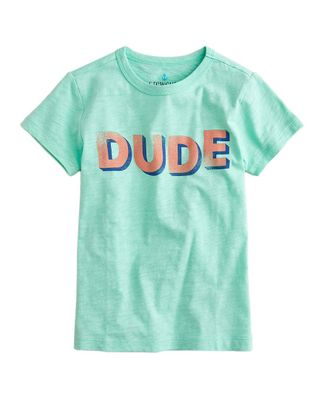 crewcuts by J.Crew Dude T-Shirt