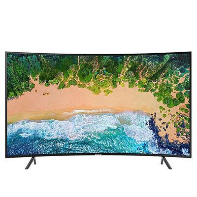55 Inch Curved UHD 4K Smart TV