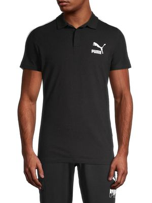 Puma Slim Fit Cotton Polo