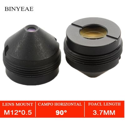 3.7MM CCTV M12 lens pinhole 3MP M12 * 0.5 1/2.7 1/3