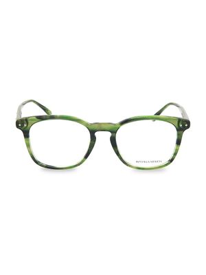 Bottega Veneta 52MM Panthos Core Blue Light Reader Optical Glasses