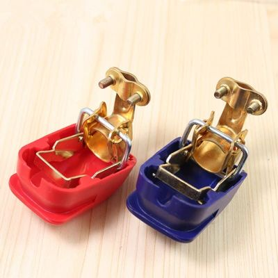 Universal 1 Pair 12V Quick Release Battery Terminals Clamps for Car Caravan Boat Motorcycle Car-styling