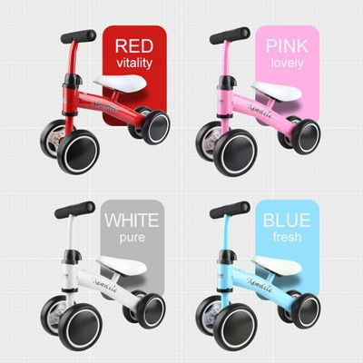Baby Balance Bike Walker Kids Ride on Toy Gift for 1-3 Years Old Children for Learning Walk Scooter Early Educational Toys