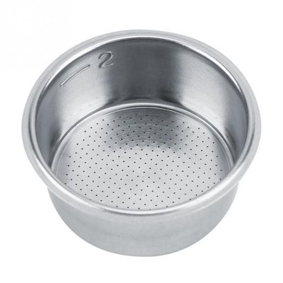 Coffee Filter Stainless Steel Non Pressurized Coffee Filter Basket For Coffee Machine Accessories High Quality Coffee Tea Filter