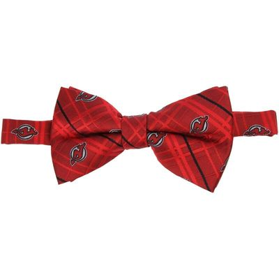 New Jersey Devils Oxford Bow Tie - Red