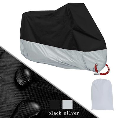 Motorcycle Cover Outdoor UV Protector Bicycle Dustproof Motorcycle Raincoat for Waterproof M-4XL  A5