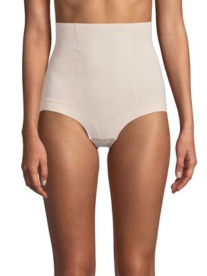 AVA & AIDEN 2-Pack Bonded Edge Shapewear Control Brief