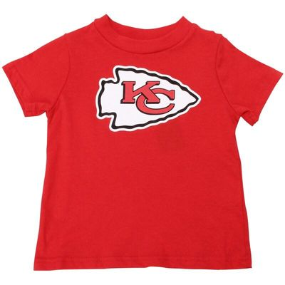 Kansas City Chiefs Infant Team Logo T-Shirt - Red