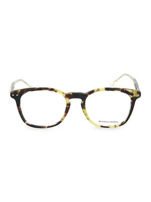 Bottega Veneta 52MM Panthos Core Novelty Optical Glasses