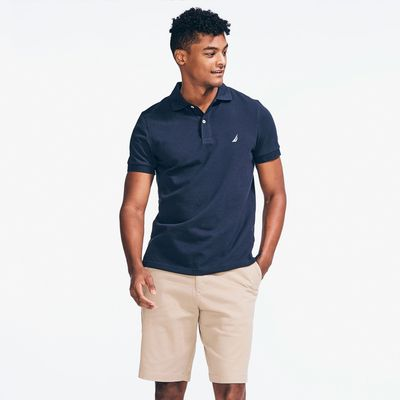 Nautica Slim Fit Deck Polo