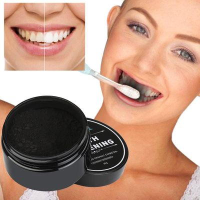 1box Activated Charcoal Teeth Whitening Powder Natural Organic Bamboo Teeth Whitening For Oral Hygiene Toothpaste зубная паста