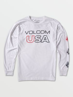 Volcom USST Long Sleeve Tee