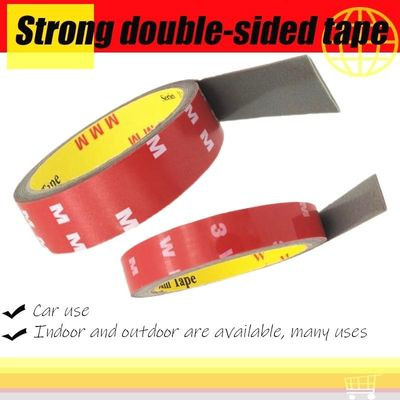 Auto Spezial doppelseitiges Klebeband Car Special Double-sided Tape VHB Red Strong Permanent super sticky 0.6/0.8/1/1.2/1.5/2cm