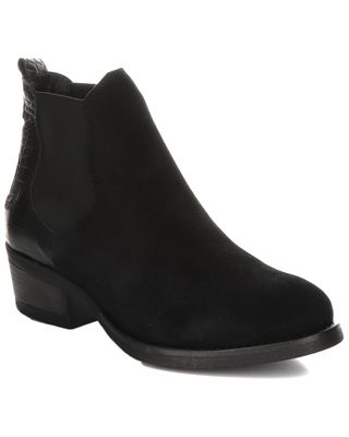 Bos. & Co. Emery Waterproof Suede Bootie