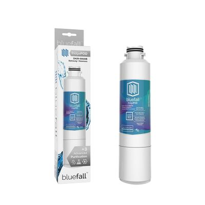 Samsung DA29-00020B Refrigerator Water Filter Compatible by BlueFall