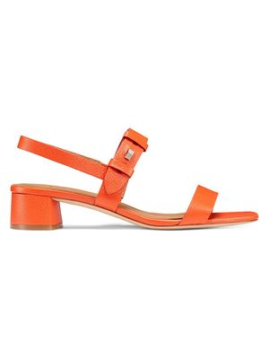 Kate Spade New York Lagoon Push Stud Leather Sandals