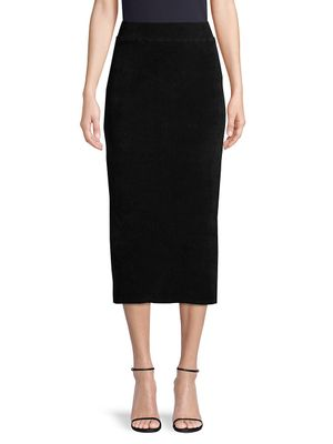 James Perse Corduroy Midi Skirt